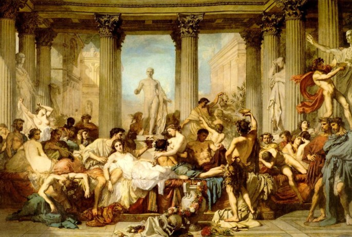 Las Saturnales, descubre el verdadero origen de la navidad