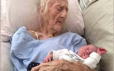 Pîra 101 salî bû dê, hayhooo!