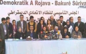 """Xwelî li serê """"Rojava"""" jî kirin"""