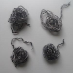 LOTILDA Pullover aufribbeln Knäuel lose 2 - 3 Gramm