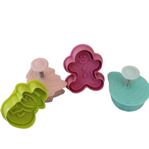A set of Christmas Cookie Cutters Buy Online
