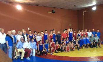 Foto atleti e Anaoai