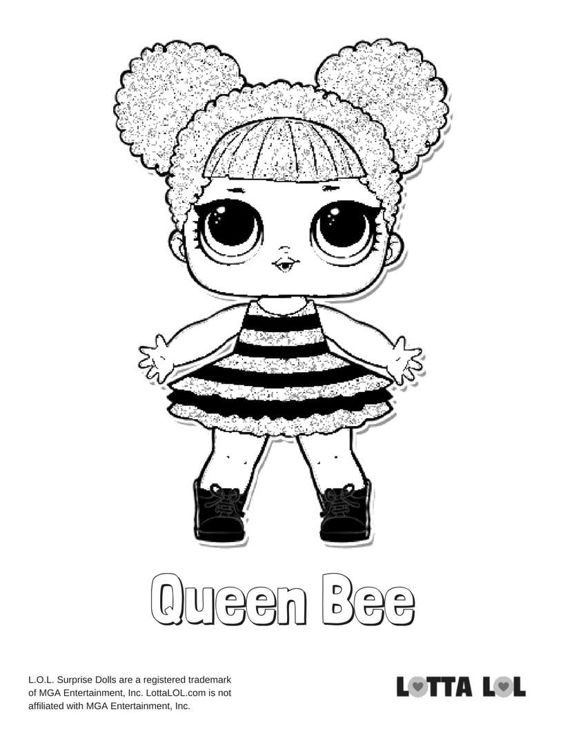 4600 Top Lol Coloring Pages Independent Queen  Images