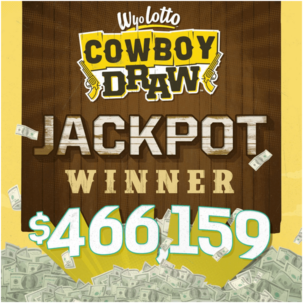 Cow Boy Lottery WInners