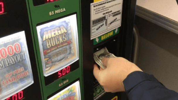 Game Point vending machine