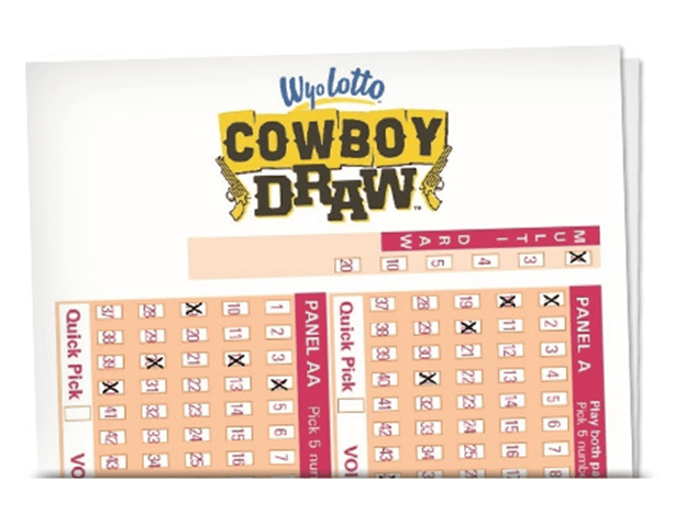 How to play CowBoy Draw lotto