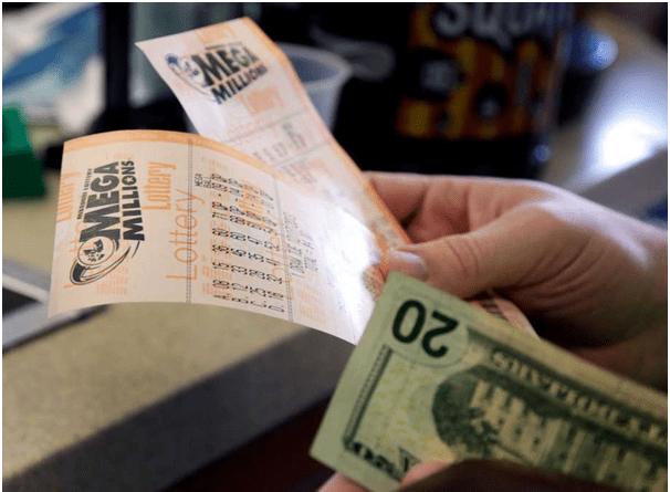 Lottery Jackpot winnings