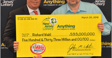 Mega Millions Lottery winner wanted cash prize