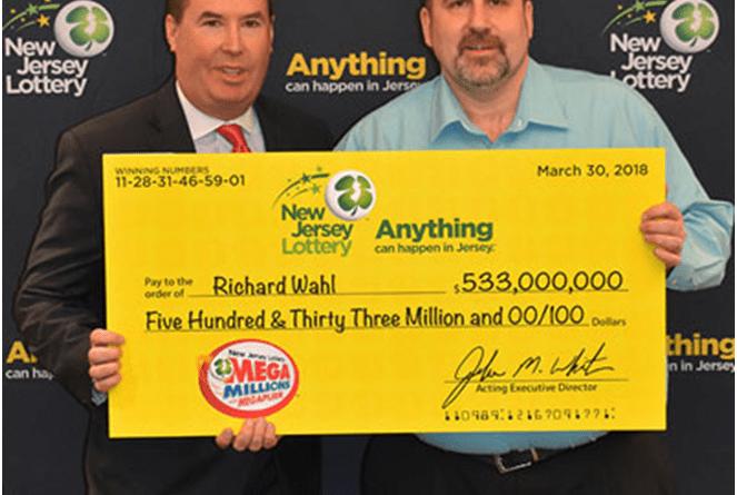 Mega Millions Lottery winner wanted cash prize