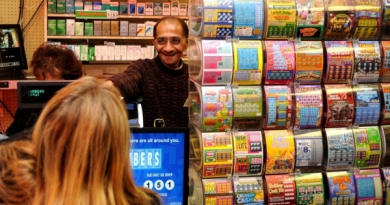Luckiest store to buy lottery in New York
