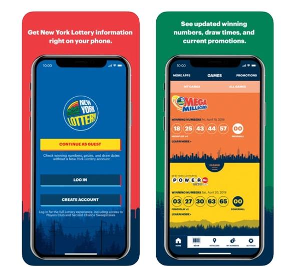 New York Lotto App