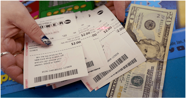 The status of a non-US resident to play and win lottery games in US 2020