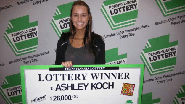 Pennsylvannia Lottery winner
