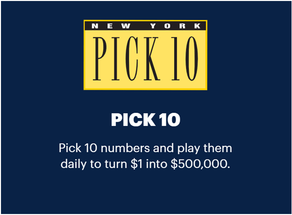 How to Play Pick 10 New York Lottery?