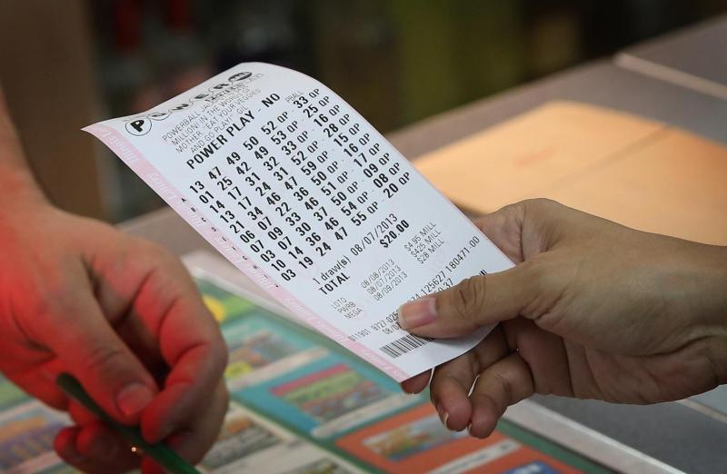 check your powerball ticket