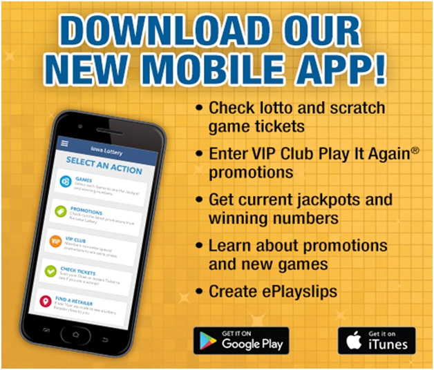 instant lottery results with your cell phone apps
