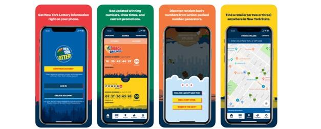 New York lottery app