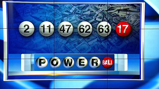 powerball draw
