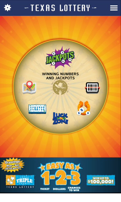 texas lottery mobile app