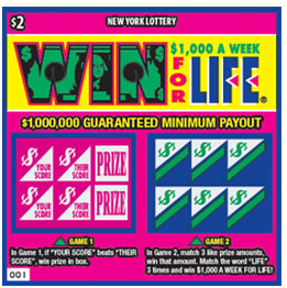 New york lottery win for life prizes