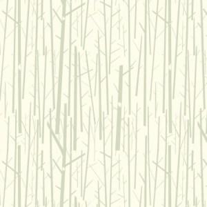 Birch Fabrics - Charley Harper - Perch in Cream