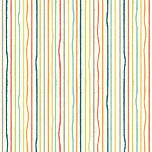 Birch Fabrics - Farm Fresh - Yarn Stripes Multi