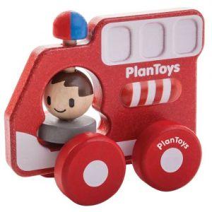 PLAN TOYS Feuerwehrauto - PlanToys