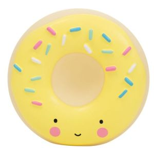 alittlelovelycompany Money box - Yellow donut