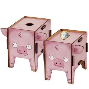 Werkhaus - Twinbox Schwein