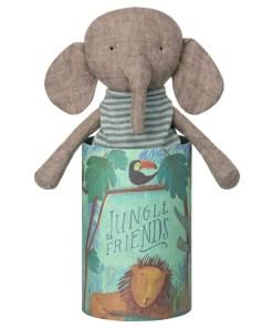 JUNGLE FRIENDS, ELEPHANT