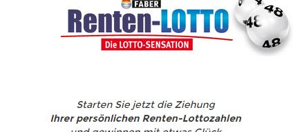 Faber Rentenlotto Logo