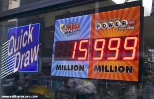 999 millionen powerball