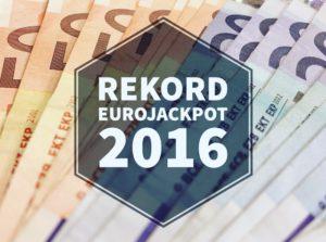 eurojackpot rekord 2016