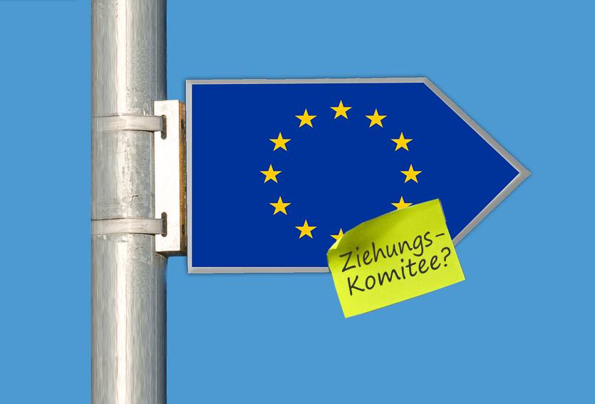 """""""Europa gewinnt"""": gibt es ein europäisches Ziehungskomitee?"""