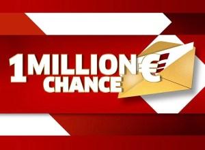 1 Million €-Chance Logo