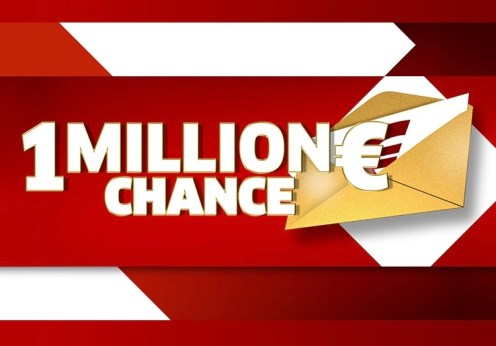 1 Million €-Chance Logo