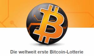 Bitcoin Lotto Logo