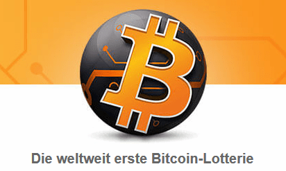 Bitcoin Lotto Logo