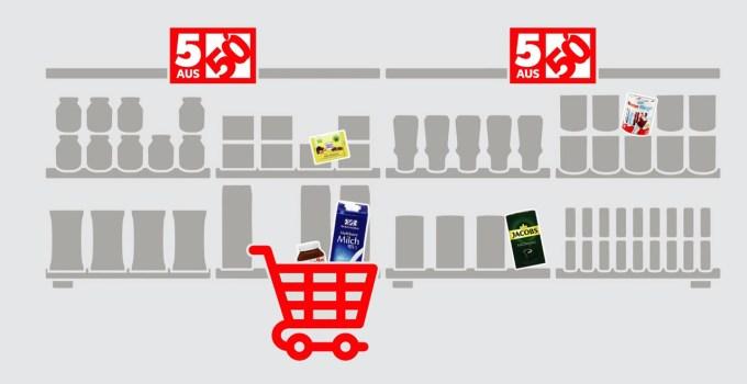 Erklärung 5aus50 Jubiläumslotterie von Kaufland