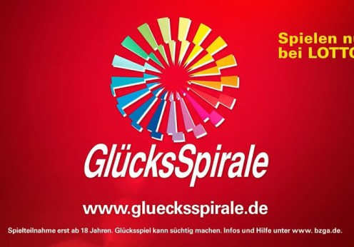 Glücksspirale Logo