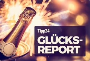 Tipp24 Glücksreport