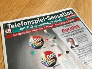 FABER Telefonspiel-Sensation
