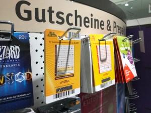 Lotto2go Quicktipps-Gutscheinkarten bei Rossmann