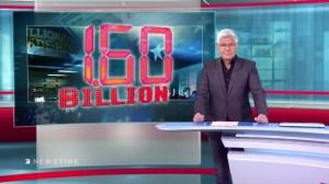 ProSieben Newstime über Mega Millions Rekordjackpot