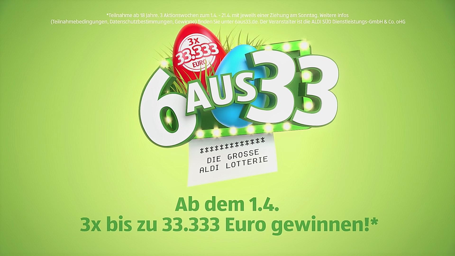 Aldi Lotterie