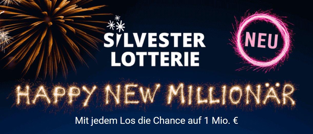 Silvester Lotterie 2021