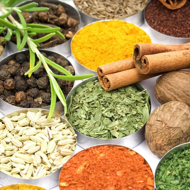 own bran v branded Spices