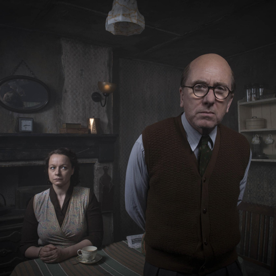 Did you watch Rillington Place recently? About that serial killer? Well, this is what house hunting in London is like when you don't have a million pounds. They are dark, grotty and have odd people staring at you when they are trying to watch Corrie.