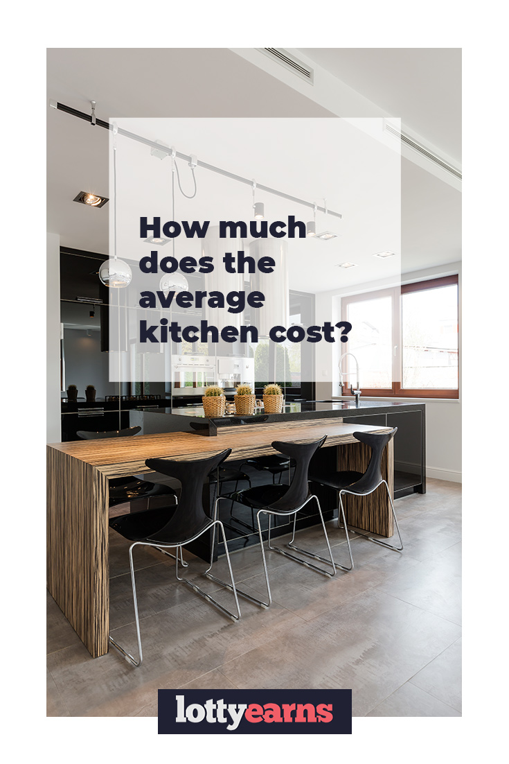 How much does the average kitchen cost lottyearns - How much do kitchen designers cost ...