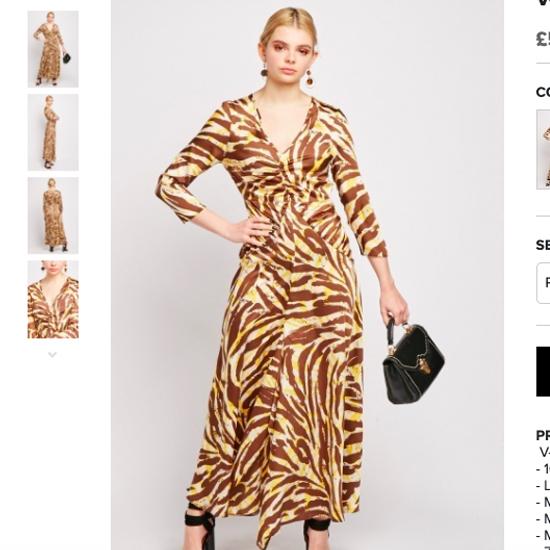 Everything 5 pound dress